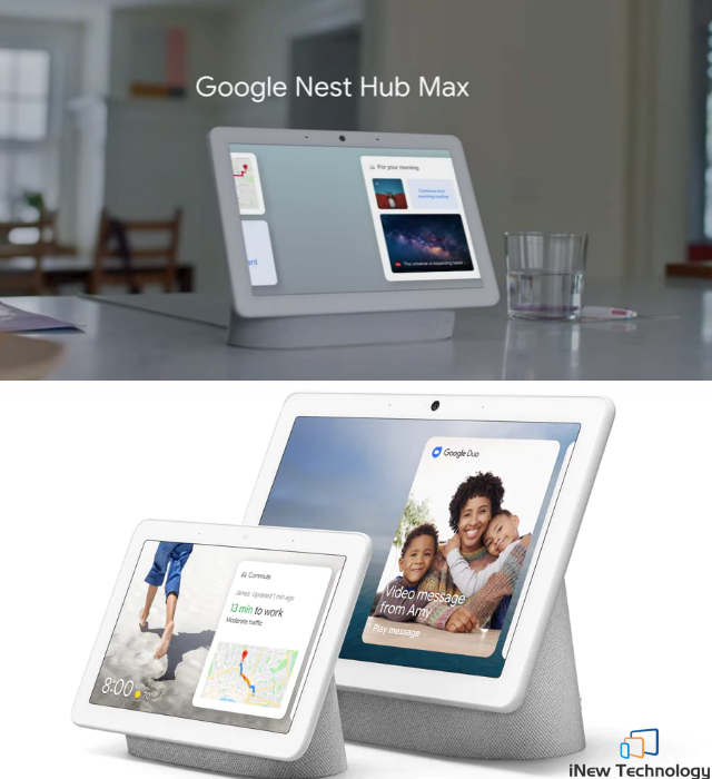 Google Renames Home Hub To The Nest Hub And Releases A 10 Inch Nest Hub Max Nest Hub Coming To India Soon The Hub Will Face Recognition Technology Development