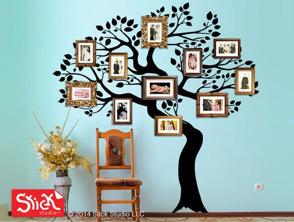 Large Family Tree Template Free Sample Example Format See Printable