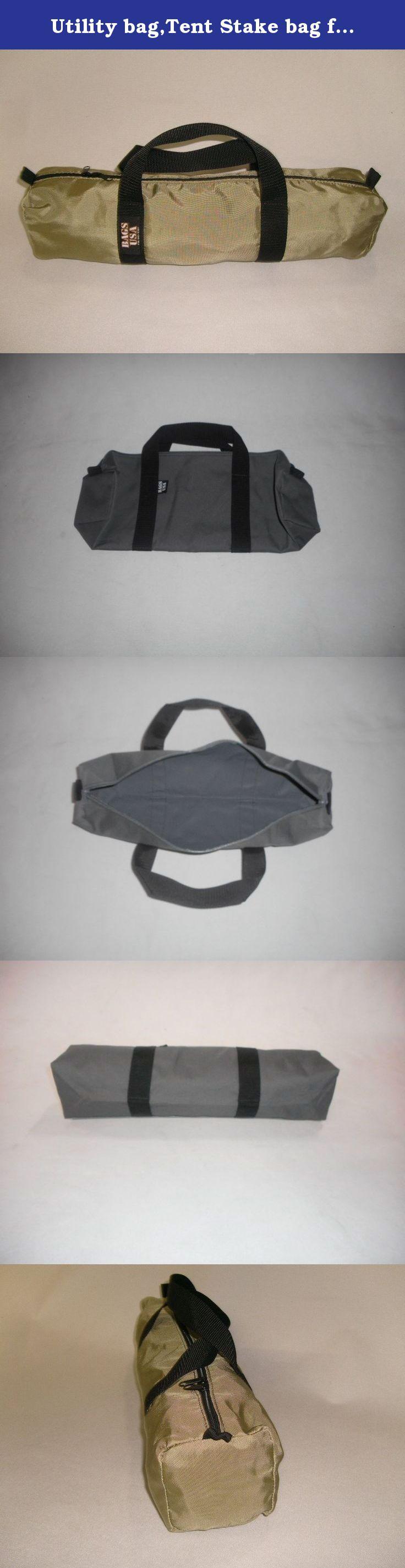 Utility bagTent Stake bag for C&ing Accessoriestripod bag 20u0027u0027 X & Utility bagTent Stake bag for Camping Accessoriestripod bag 20 ...