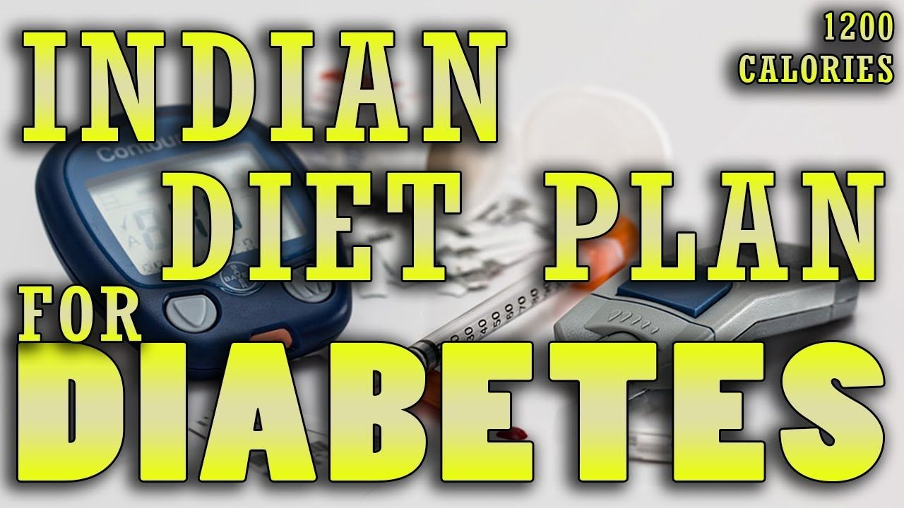diet plan for diabetes patients in india