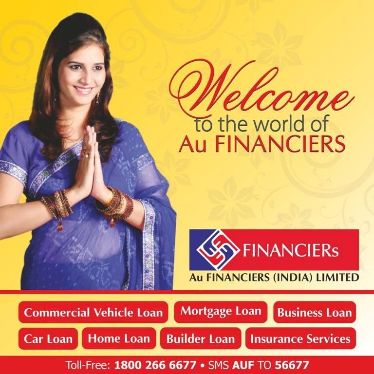 Apply for Home Loan at Au FINANCIERS:Click Here: www.aufin.in ...