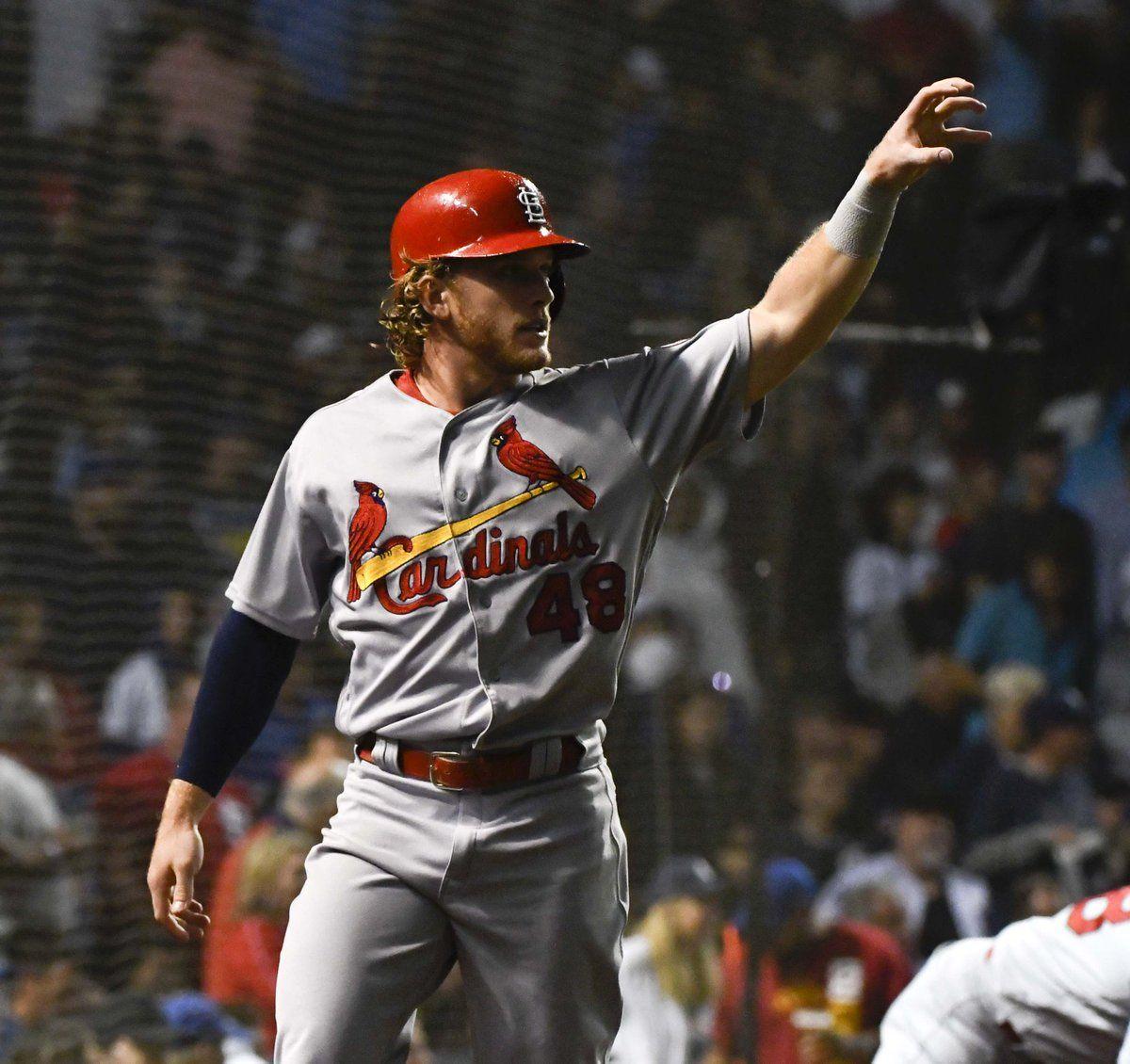 Harrison Bader St louis baseball, Cardinals players