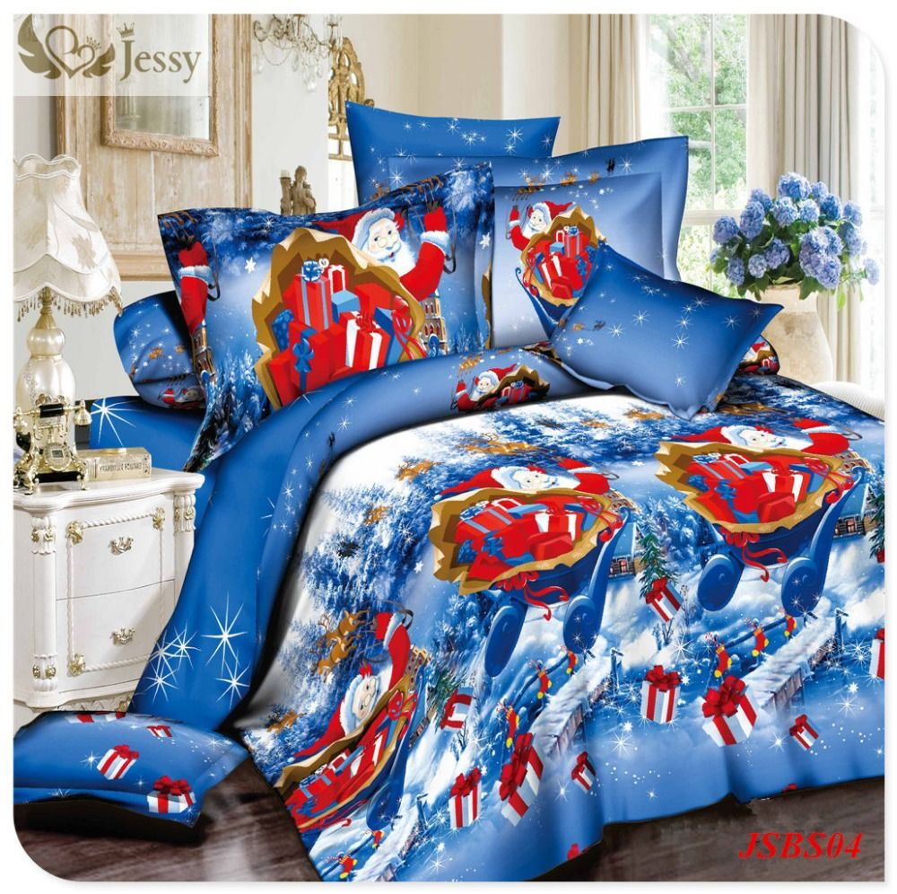 Best Hot Christmas Bedding Sets For *D*Lt Bed Linen With 400 x 300