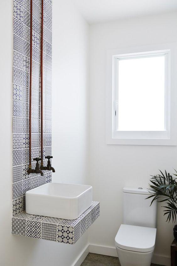 De mooiste tegeltjes voor in de badkamer | Pinterest | Design awards ...