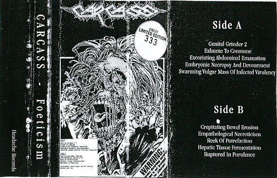 Headache Records 01
