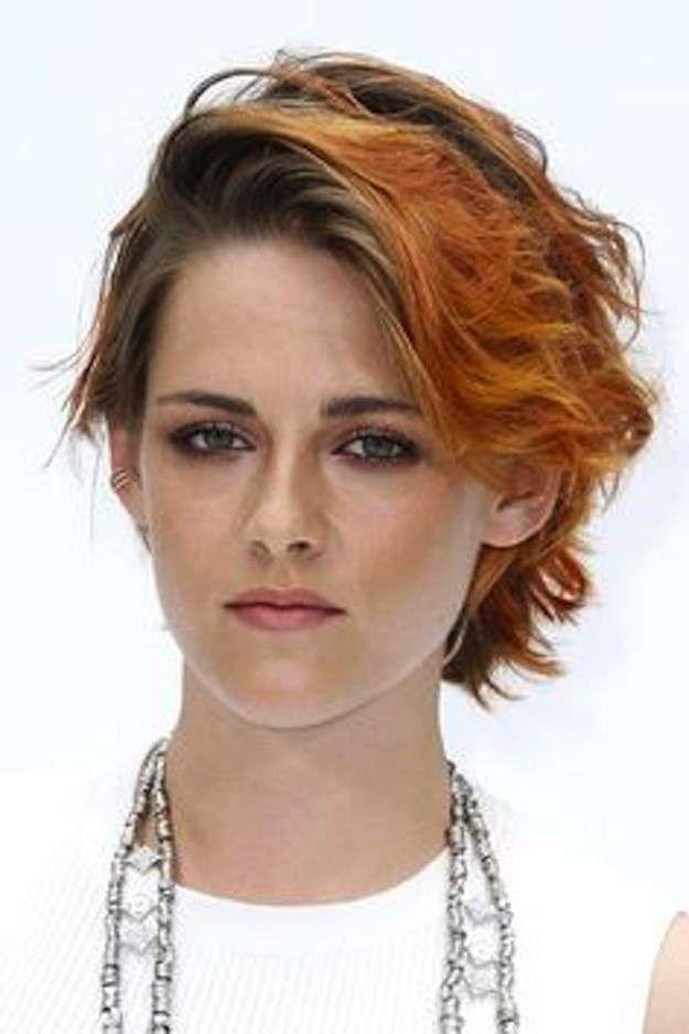 cortes de pelo rizado corto para mujeres fotos looks