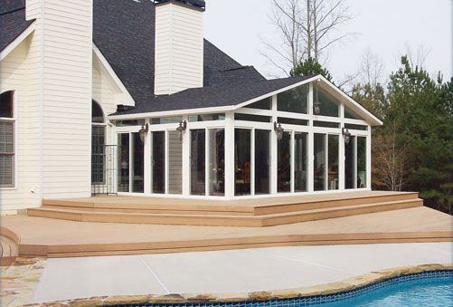 YearRound Patios Solariums And Sunrooms Betterliving Patios And Awesome Better Living Patio Rooms