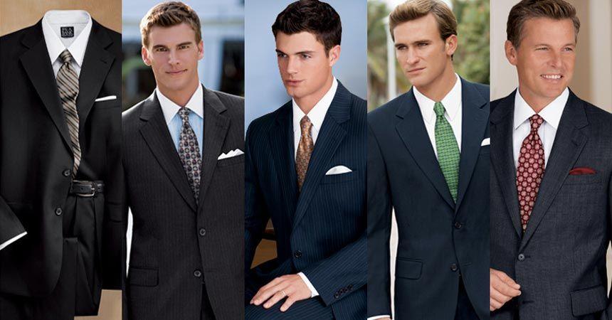 بناء الإنطباعات الجيدة في مقابلات التوظيف من خلال ألوان الملابس Job Interview Attire Business Casual Attire For Men Interview Dress