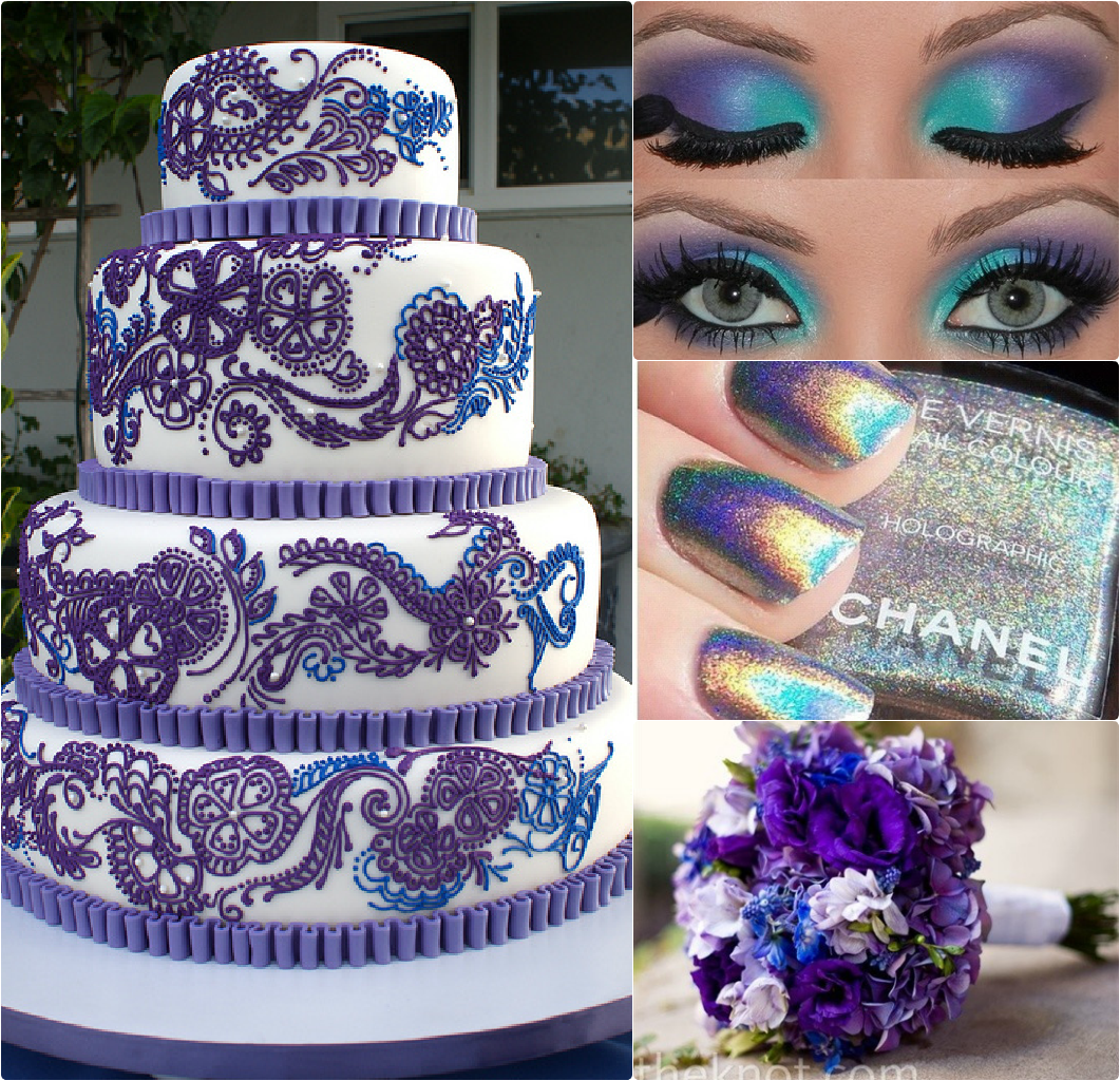 pink purple and blue wedding cake pink purple and blue wedding cake ideas table wedding 18582