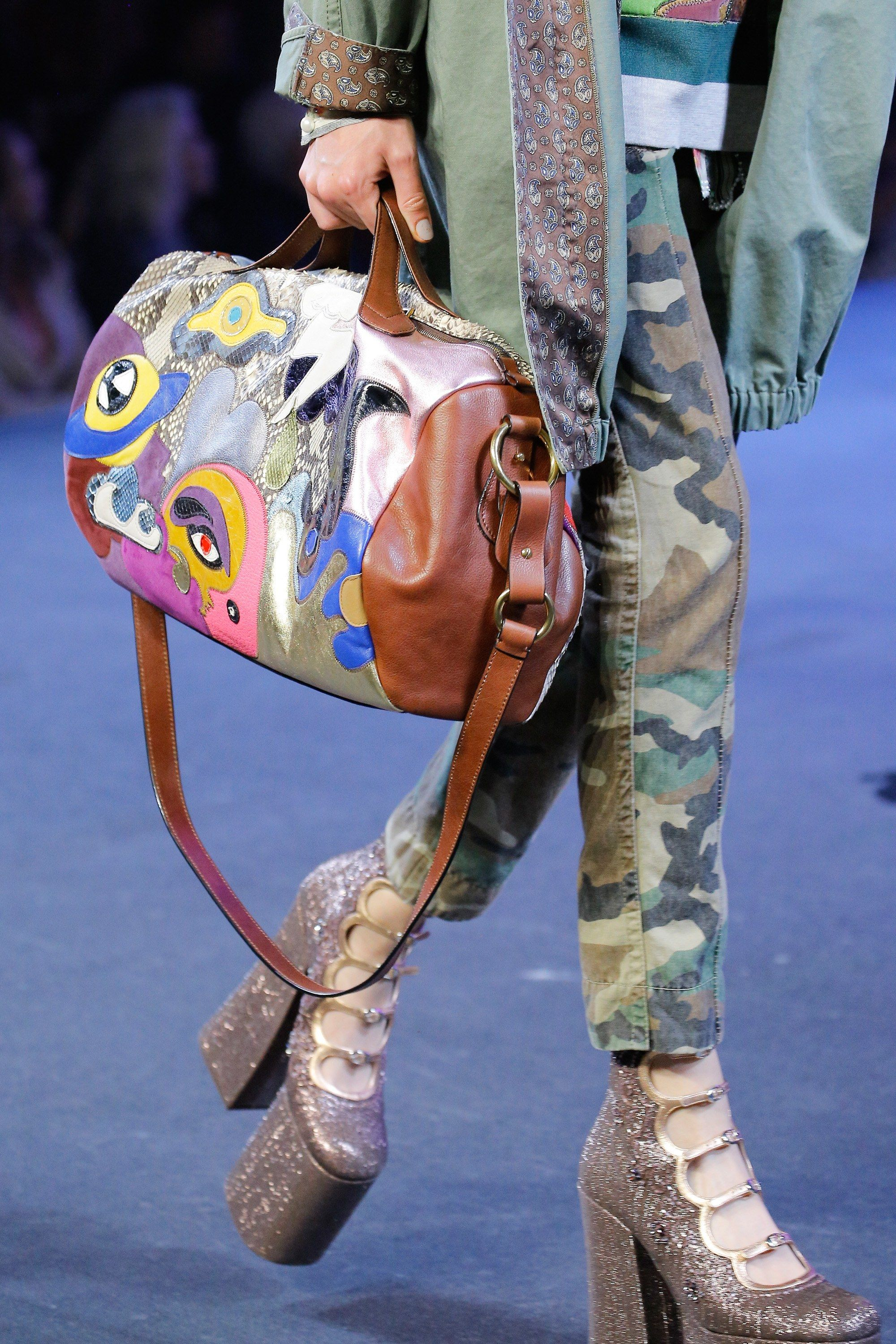 Marcjacobs Fashion Koshchenets Marc Jacobs Spring 2017 Ready To Wear Accessories Photos Vogue