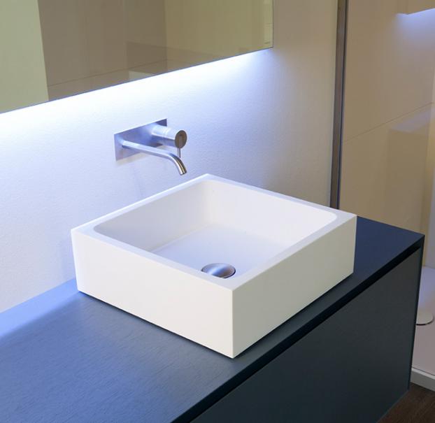 Sinks Blokko2 Antonio Lupi Arredamento E Accessori Da Bagno