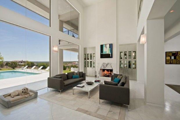 19 modern minimalist home interior design ideas   colori chiari