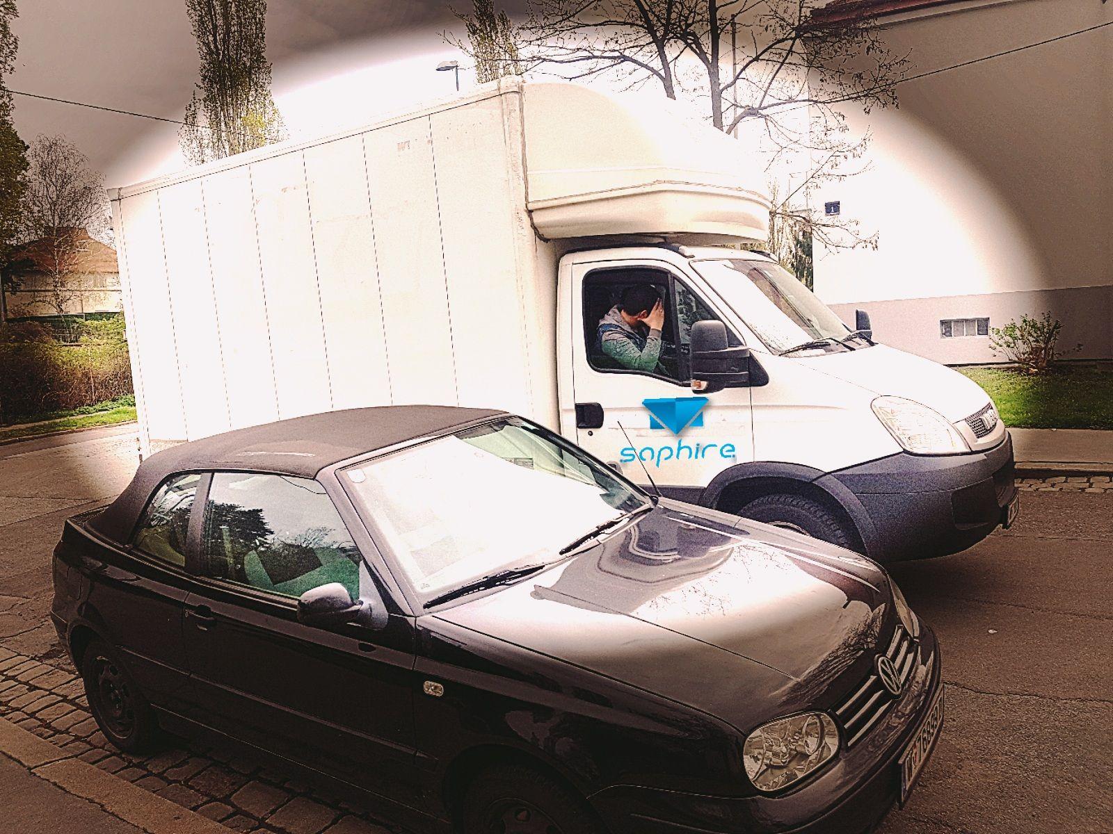 Amazing  beste ideer om M beltransport p Pinterest Umzugswagen Deutsch spanisch text bersetzer og Verkaufsoffener sonntag