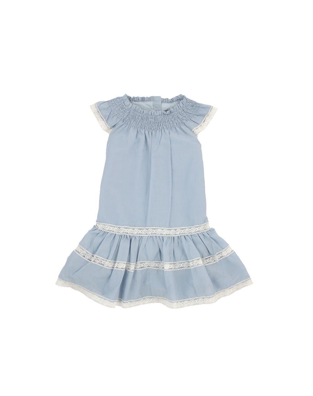 Vestido de niña Tizzas - Niña - Vestidos - El Corte Inglés - Moda ...