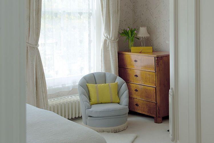 The List House and Garden Bedroom Pinterest Interior design