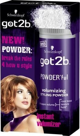 Got 2 Be Powder Ful Volumizing Styling Powder Rated 3 8 Out Of 5 By Makeupalley Com Members Read 52 Member Review Cheap Hair Products Schwarzkopf Got2b Got2b