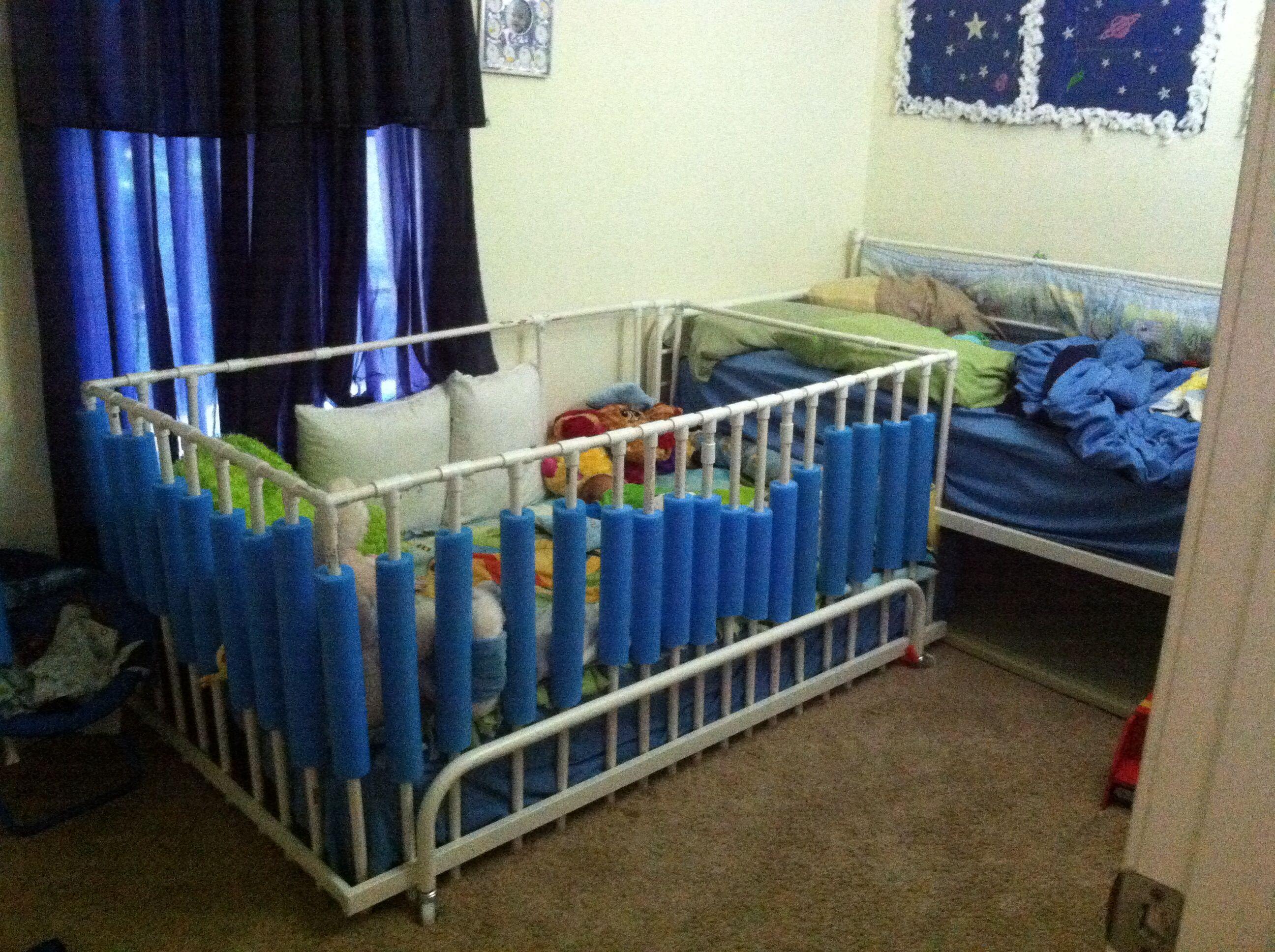 Makes A Great Cheap Crib