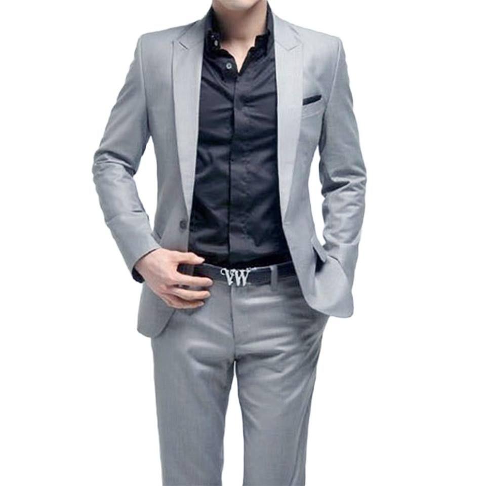 YOUTHUP Pantalon Homme Slim Fit de Costume /à Carreaux Pantalon Droite Casual