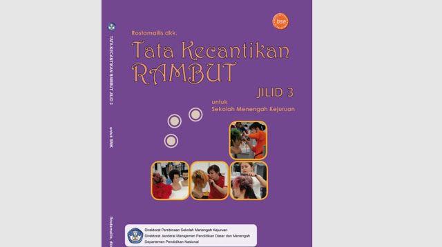 Download Buku Tata Kecantikan Rambut Untuk SMK Kelas 12