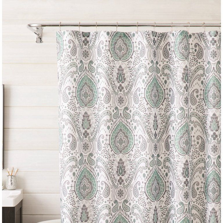 c12002004670606e9098a0b970f66663 - Better Homes And Gardens Medallion Shower Curtain