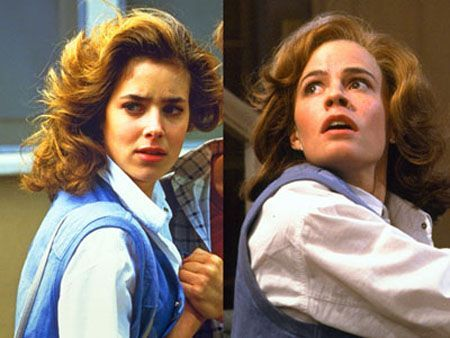 Jennifer Parker X2 With Images Back To The Future Future