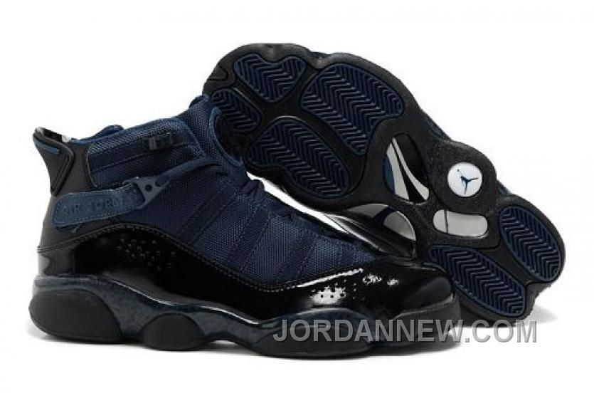 85fba66d1c9 ... where to buy jordannew mens nike air jordan six rings shoes dark 9136c  39233 ...