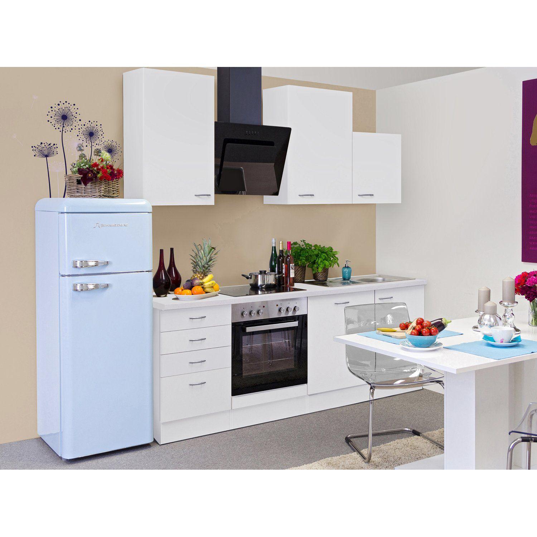 Flex Well Classic Küchenzeile Wito 220 Cm Weiß Kaufen Bei Obi Küchenzeilen Küche Kaufen Moderne Küchenmöbel