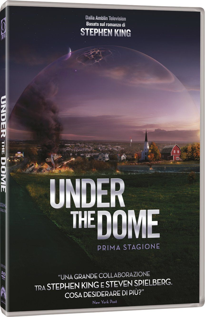 Under The Dome Stagione 01 4 Dvd Italia Stagione Dome