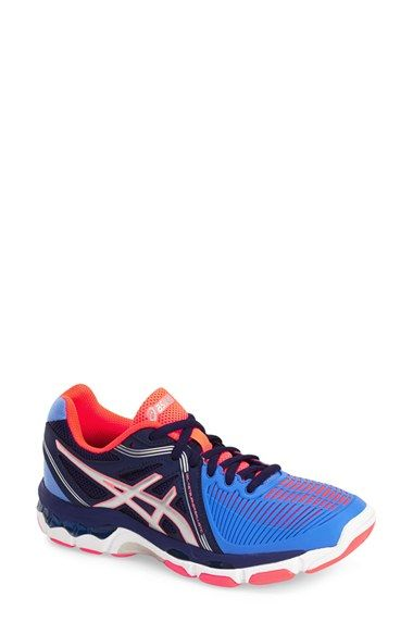 sale retailer 23f72 66869 ASICS®  GEL Netburner  Volleyball Shoe (Women) Asics Volleyball Shoes, Asics
