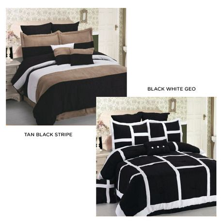 I found this amazing 8-Piece Set: Microsuede Comforter & Bedding at nomorerack.com for 70% off. Sign up now and receive 10 dollars off your first purchase