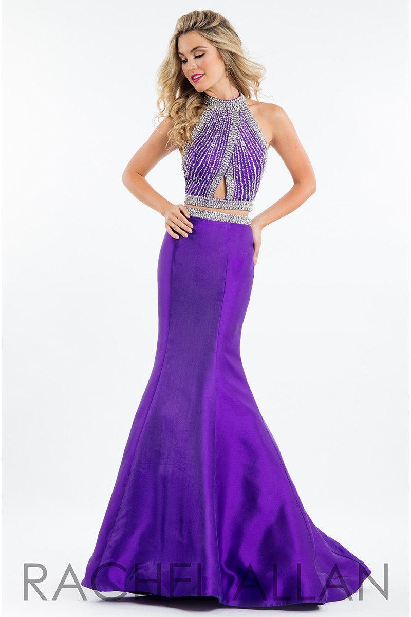 Rachel Allan 7631 Purple Prom Dress   Fiestas y Vestiditos