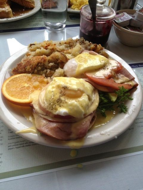 The Breakfast Spot Everyone Is Talking About In Your State Egg Benedictgreat Restaurantssalt Lake City