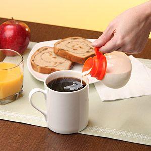 Java Jr Mini Diner Creamer Carafe