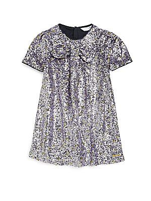 2c730d8d Little Marc Jacobs Toddler's & Little Girl's Mini-Me Sequin Dress ...