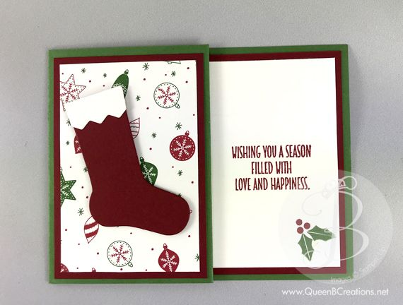 Photo of Gift Card Holder Christmas Card   Queen B Creations