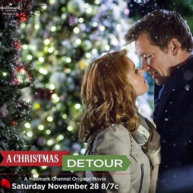A Christmas Detour.Hallmark S A Christmas Detour 2015 Hallmark Movies I Ve