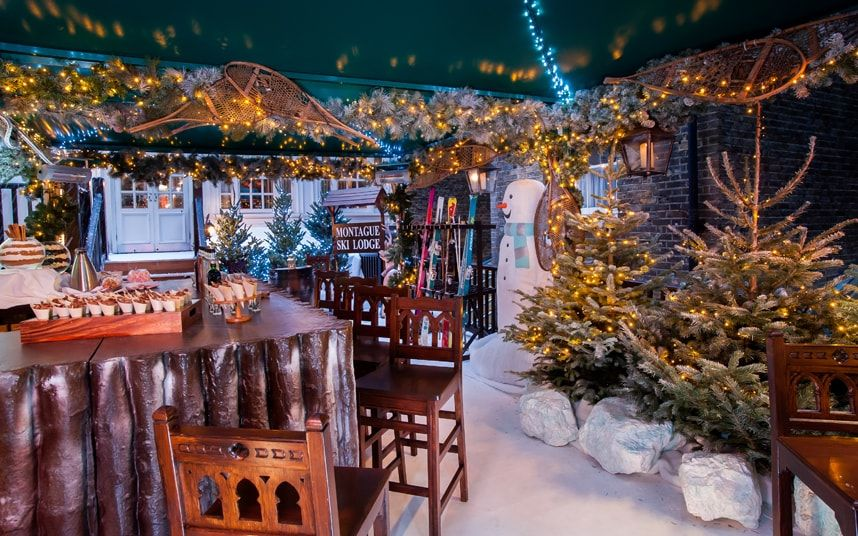 The Montague On The Gardens Christmas