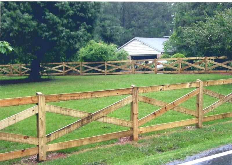 Pin by (607) 222-9450 on Fence ideas | Wood fence design ...