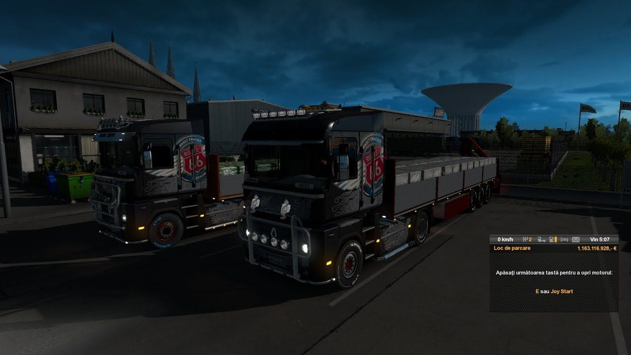 Euro Truck Simulator 2 Beyond The Baltic Sea In Cautarea Lui