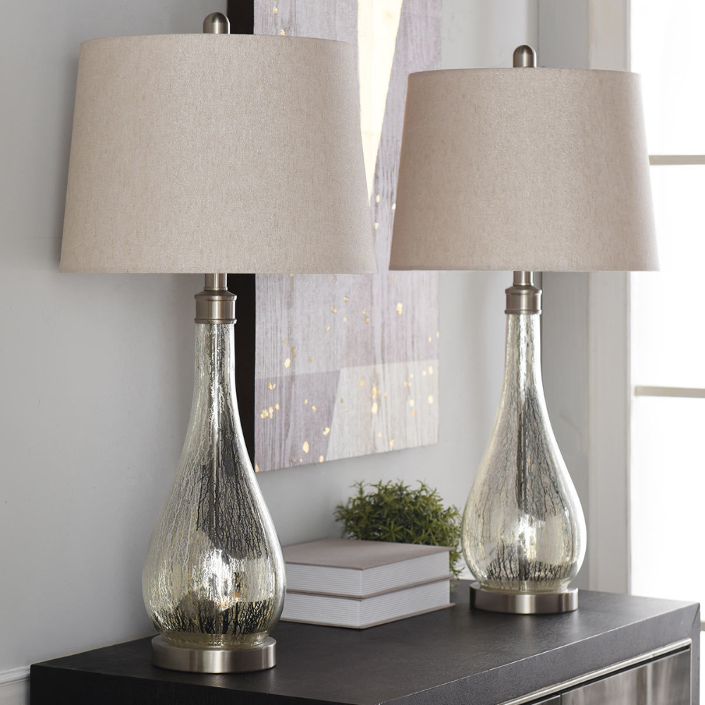 Decorative Table Lamps For Bedside And Desk Live Enhanced Table Lamp Glass Table Lamp Mercury Glass Table Lamp