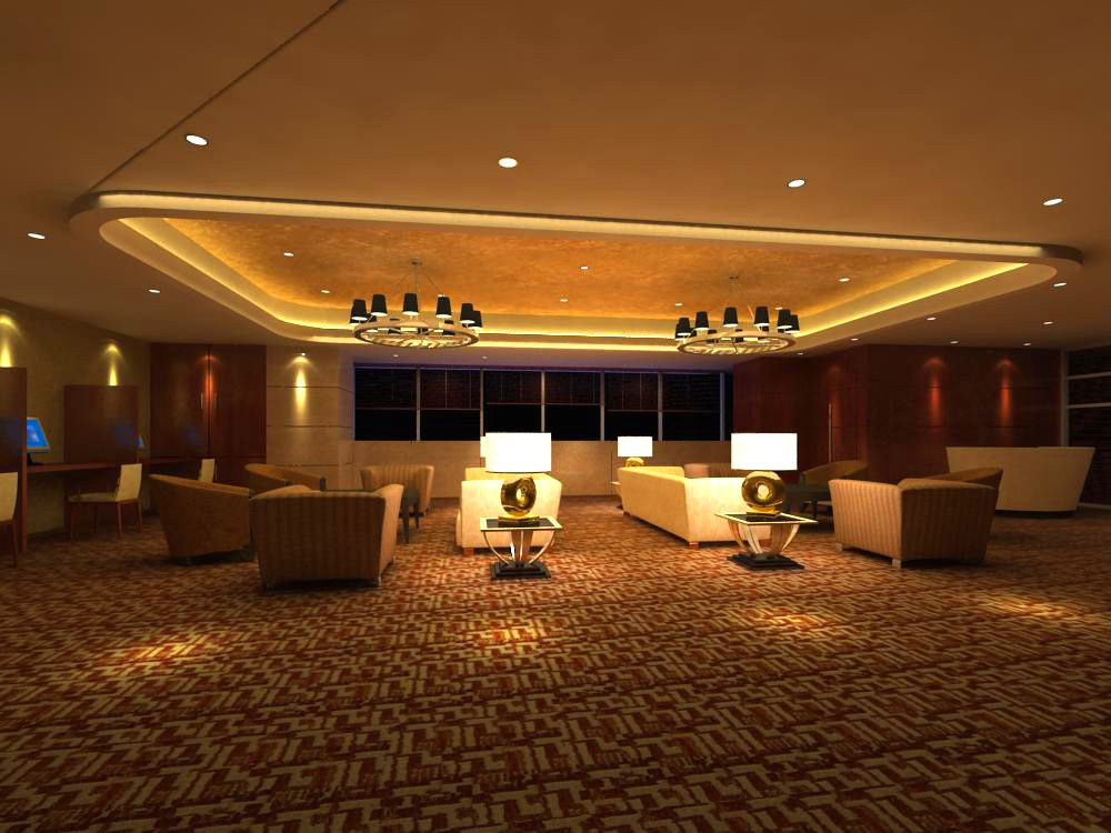 Bar 086 3D Model Detailed Antechamber Scene Created With VRay And Need This Renderer To Work Correctly Materials Used