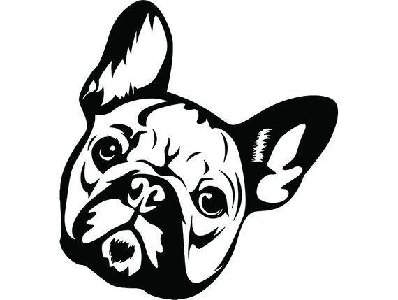 Image 0 French Bulldog Art Dog Drawing Bulldog