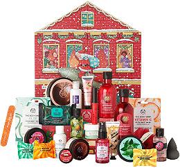 The Body Shop Online Only Deluxe Vegan Advent Calendar Ulta Beauty Beauty Advent Calendar The Body Shop Best Beauty Advent Calendar