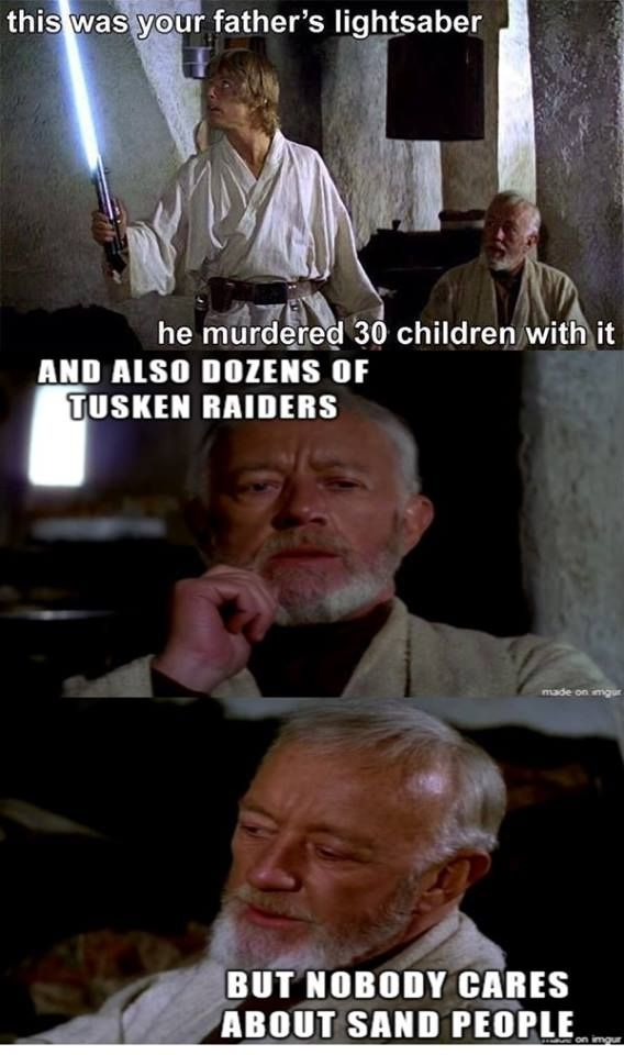 Funny Star Wars Stuff Star Wars Humor Star Wars Memes Star Wars