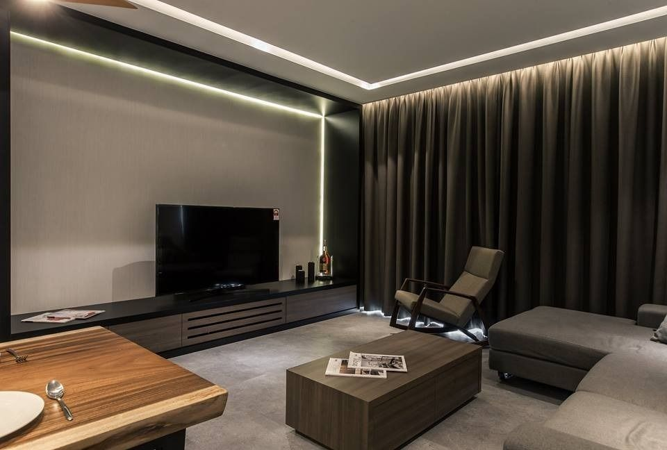 Latitude Condominium Penang By Nevermore Design Completed 800 1200 Sqft Condo Apartment Dinin Apartment Dining Living Room Bedroom Home Repair Services