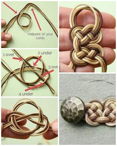 How To Make Your Own Beautiful Bracelet Step By DIY Tutorial Picture Instructions
