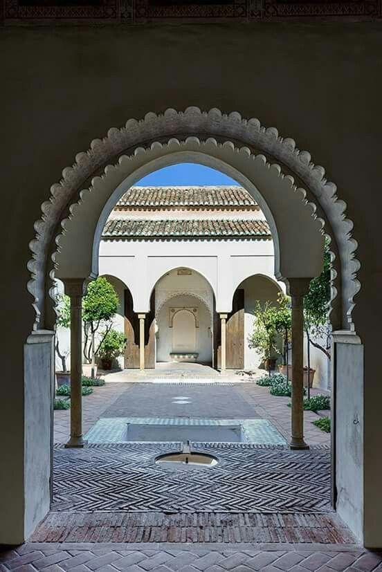 La Alcazaba. Malaga