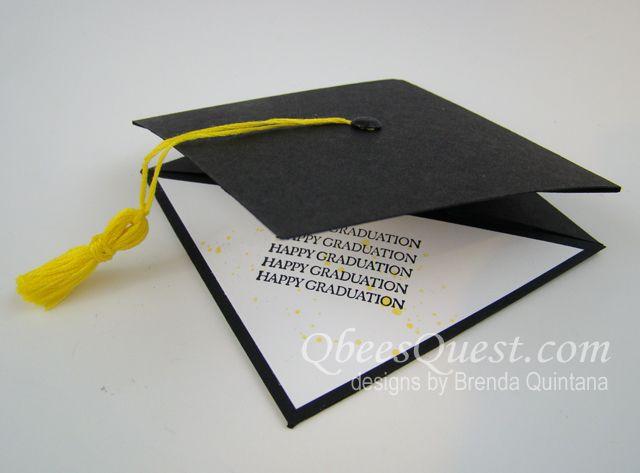 Grad Cap Gift Card Holder Graduation Cards Handmade Gift Card Holder Graduation Cards