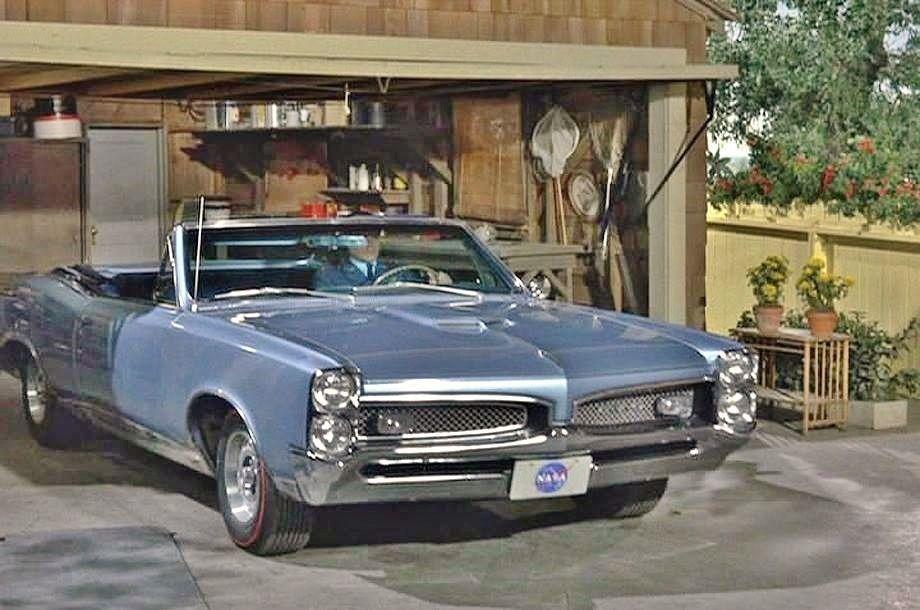 1967 Gto On I Dream Of Jeannie Tv Cars I Dream Of Jeannie
