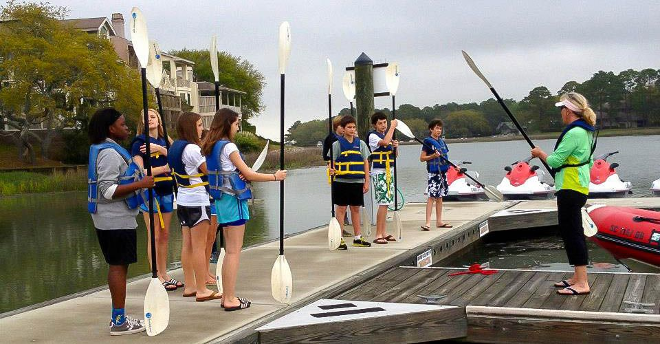 Hilton Head Kayak Tours and Rentals for Kids and Adults